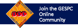 Join the GESPC Online Community